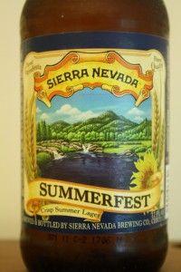 Sierra Nevada Summerfest Vegan!!