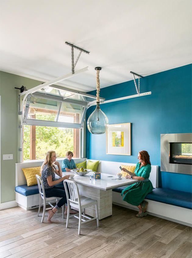 Breakfast Nook   Nesting Home Design Part 53