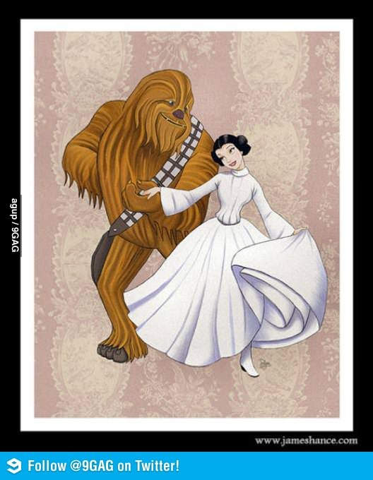 Star Wars VII - Disney