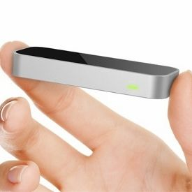 Leap Motion to launch its 3D motion controller in May with an $80 price tag.    Leap introduced the 3-by-1-inch controller in May.      It includes a 150-degree field of view and the ability to track individual hands and all 10 fingers at up to 290 frames per second.     Think Minority Report; the ability to control your computer simply by waving a hand or flicking a finger.  Click the link to read the article, and see a video of the device in action