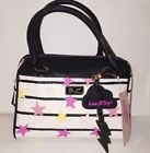 ♤› Nwt Betsey #Johnson  mini barrel Midnight #big bow  crossbody #bag handba... metions http://j.mp/2wzNtJx