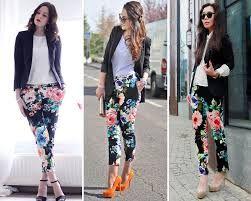 Resultado de imagen para como teñir un pantalon de flores