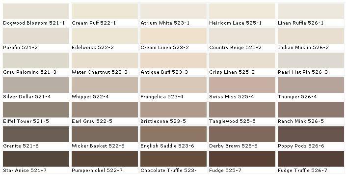 Martha Stewart H26 Daisy White Match Paint Colors Myperfectcolor