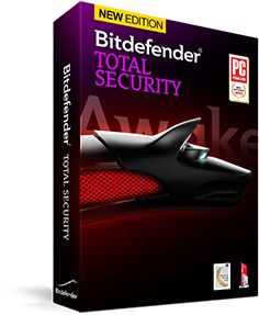 Bitdefender Total Security Value M2 3PC/2YR - Protect your #Windows #Macs and #Android devices. #protection #safeguard #antivirus #software