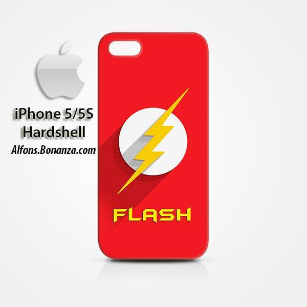 Flash Superhero iPhone 5 5s Hardshell Case Cover
