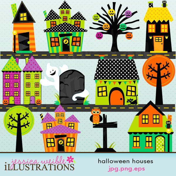 Halloween Houses set comes with 14 graphics including : 8 unique halloween houses, 2 graves, and 3 treesHalloween Image, Halloween Witches, Cards Design, Halloween House, Halloween Pumpkin, Fall Halloween, Boos Halloween, Creative Halloween, Halloween Ideas