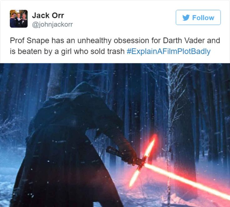 35 Times Explaining a Movie Plot Badly Was the Best Thing Ever - BlazePress