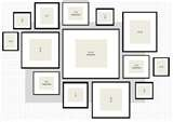 Picture Wall Layout Ideas - Bing Images