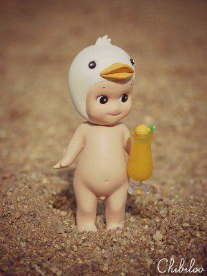 *** Sonny Angel // Animal Series Version 4 // Duck