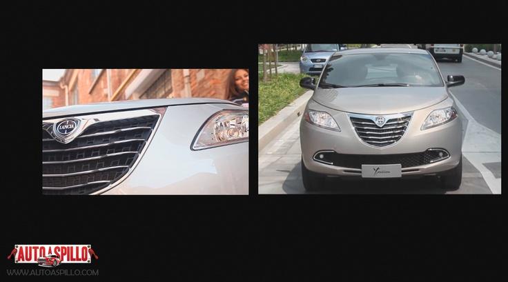 2° test drive Lancia Y 5 porte [Italian car]