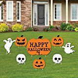 #DailyDeal Happy Halloween - Halloween Photo Booth Picture Frame & Props - Printed on Sturdy Plastic Material      Printed on Weather Resistant Corrugated Plastic and Waterproof. Includes 2 Metal https://buttermintboutique.com/dailydeal-happy-halloween-halloween-photo-booth-picture-frame-props-printed-on-sturdy-plastic-material-2/