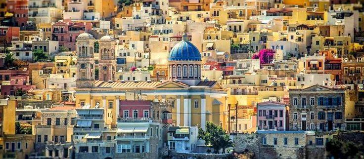 Catisart - Τα 190 χρόνια της Ερμούπολης