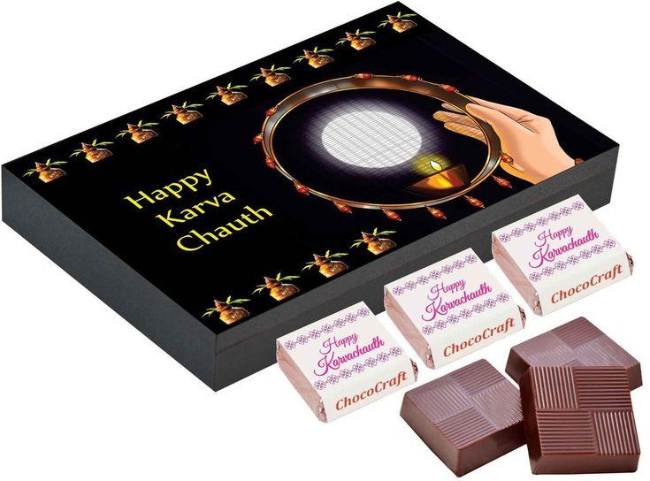 Karvachauth gifts   Chocolate box