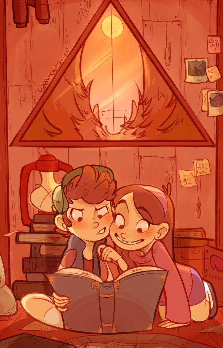 to further celebrate the gravity falls hype – here's some mystery twins!! can't wait til monday!!!!