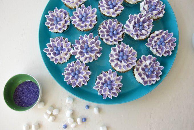 25+ Best Ideas about Marshmallow Flowers on Pinterest ...