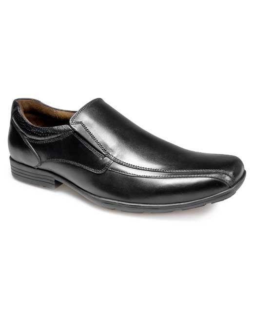 Pod Lincoln Mens / Boys Smart School Shoes Office Modern Slip On Sizes 35 - 43