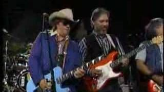 """The Texas Tornados perform another of their fan favorites, """"Hey Baby, Que Paso""""? This concert is at the Gruene Hall, in Gruene, Texas, in 1992. Augie Meyers leads this one!  The Santonio National Anthem!"""