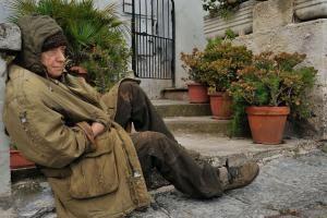 """mua for """"se la mia strada fosse stata un'altra"""", italian shoot by Salvatore Sparavigna"""