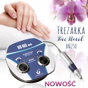 Frezarka BIO NAIL BN250 - głowica manicure C
