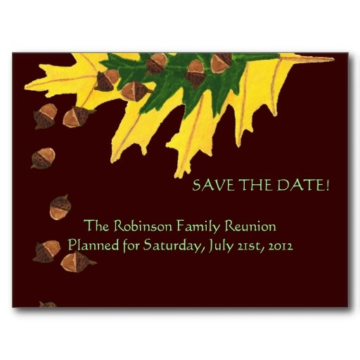 7 best Family Reunion Invitations images on Pinterest Family - best of invitation kick off meeting