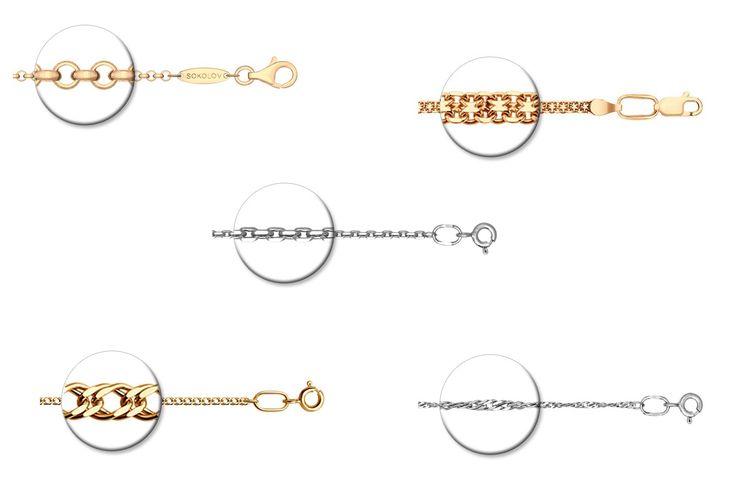 Kullast või hõbedast ketid – erinevad punutised, taskukohane hind ja kõrge kvaliteet. Poe kataloogist leiate kindlasti väg hõlpsalt kauni juveeli nii endale kui ka oma lähedasele inimesele.