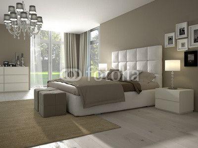 Decor Modernes Schlafzimmer - Modernes Schlafzimmer Modernes ...