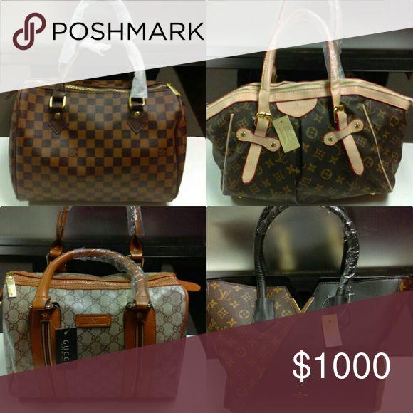 Louis Vuitton Handbag new Bags Totes
