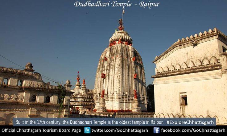 Dudhadhari Math is the oldest temple to visit in Raipur. #religion #temple #faith #god