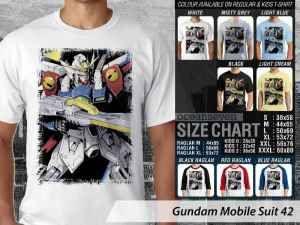 Kaos Mobile Gundam Suit, Kaos Gundam Robot RX-77, Kaos Robot Gundam New York Anime Fest, Kaos Gundam Kids Edition