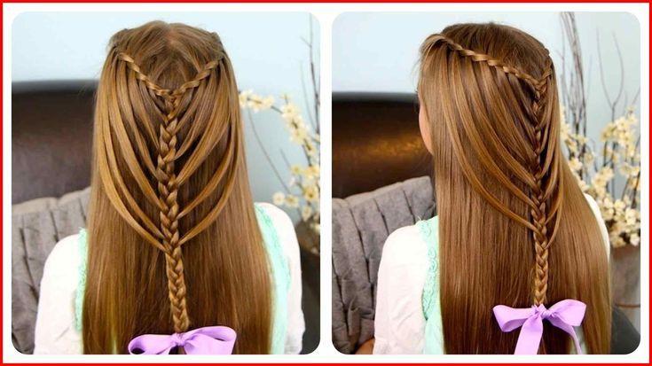 Hair Styles For School Girl Hairstyles For School Pictures 261976 New New Hairstyles For Hair Styles Easy Hairstyles For Long Hair Mermaid Braid