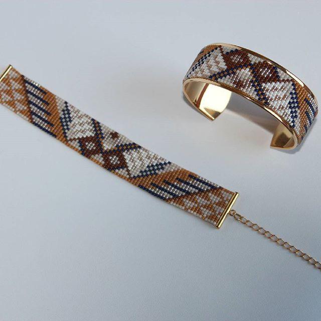 Manchette rigide vs manchette souple #jenfiledesperlesetjassume #manchette #manchettemiyuki #braceletmiyuki #bracelet #miyuki #miyukibeads #perlesandco #bijouxfaitsmain #bijouxhandmade #bijoux