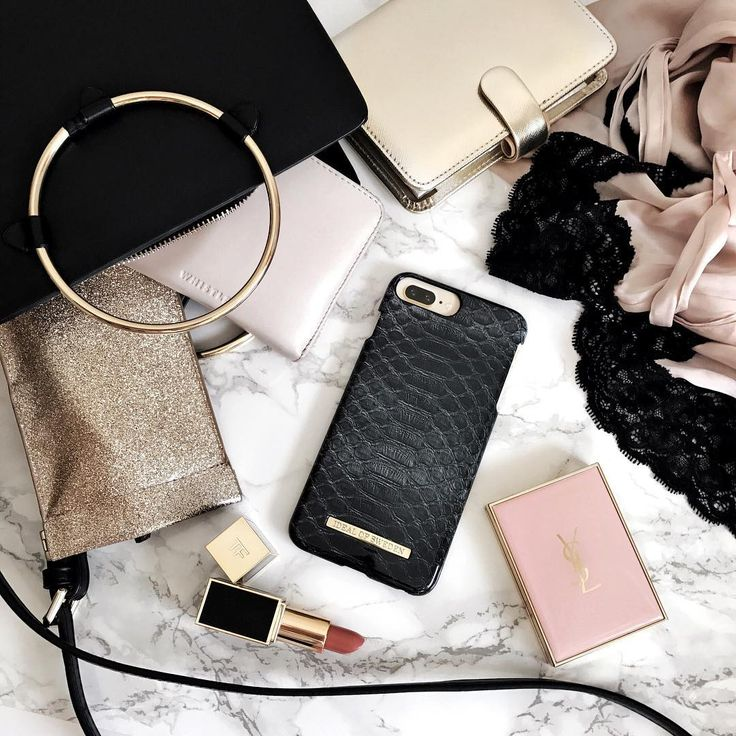 Black Reptile by lovely @lisa.autumn - Fashion case phone cases iphone inspiration iDealofSweden accessories details