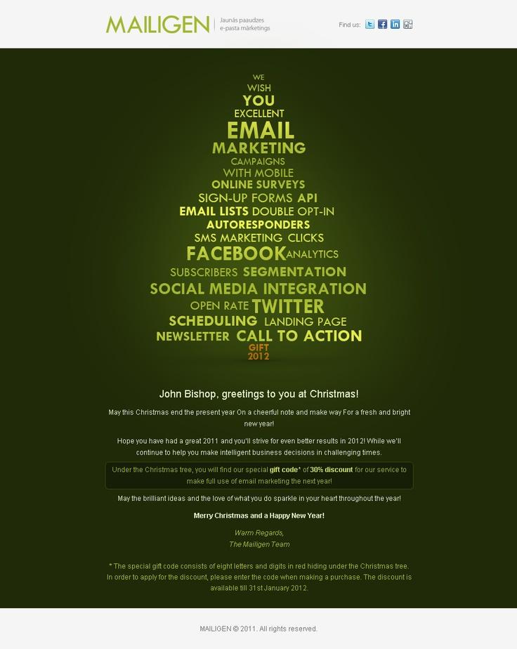 email blast templates