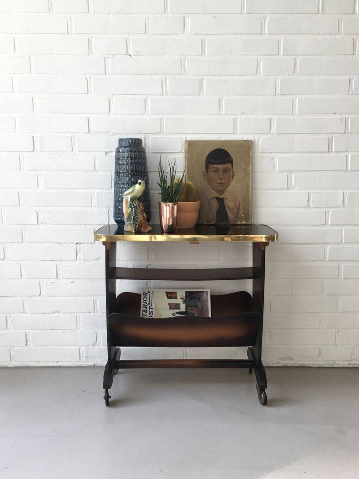 1000 ideas about beistelltisch mit rollen on pinterest. Black Bedroom Furniture Sets. Home Design Ideas