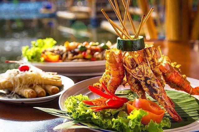 Photo: @wiguna_bali Have a great night, prawn lovers!