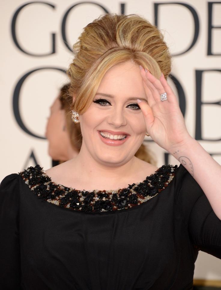 """Adele, 2013 Golden Globes, Best original song for """"Skyfall"""""""