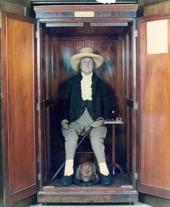 The Strange Case of Jeremy Bentham