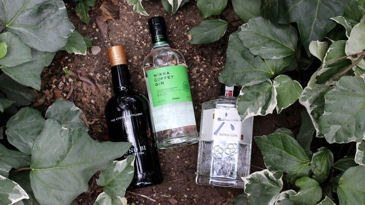 after mastering whisky Japanese distilleries are trying their hand at gin, including Nikka Coffey Gin