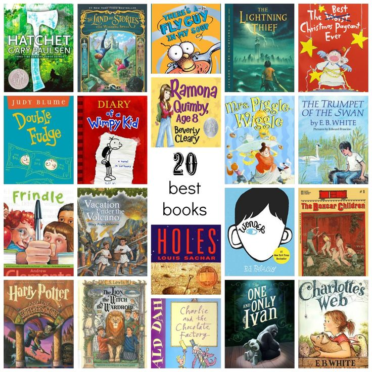 The top 20 best books that will encourage your elementary age kids to read and a new book store that will let you buy second hand books at a fraction of the price