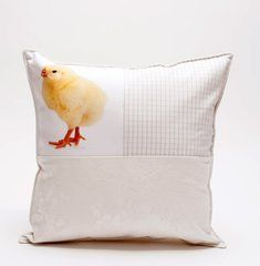 Baby Animal Pillow, Chick