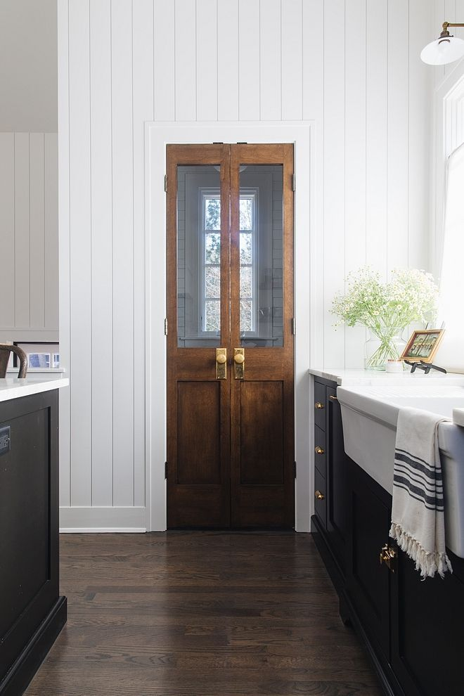 Glass interior doors offer a variety of advantages to property owners. They supply insulation as well as offer personal privacy while permitting light to ... & 60 Interior Doors Ideas Youu0027ll Love | ~ Doors ~ | Kitchen Pantry ...