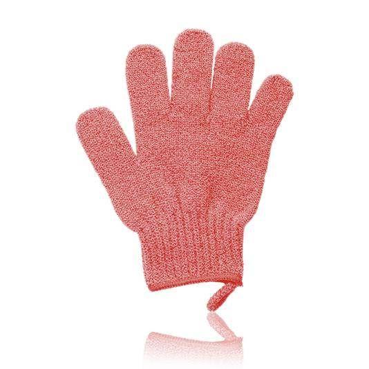Złuszczająca rękawica