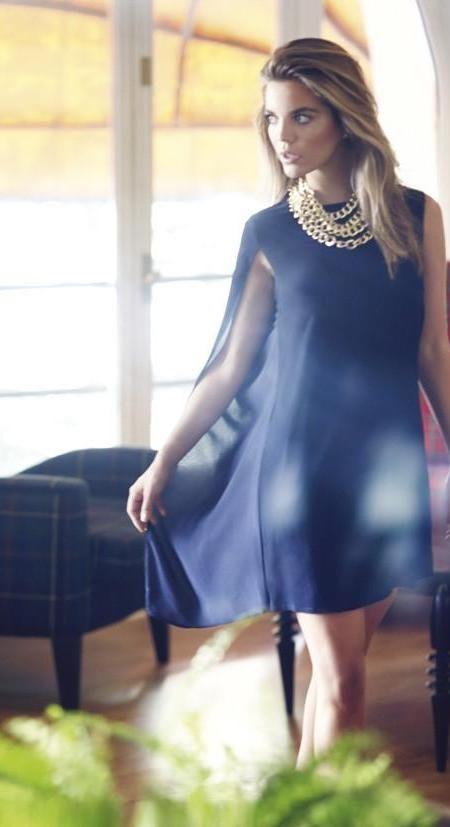 Diez vestidos de fiesta cortos con mucho color