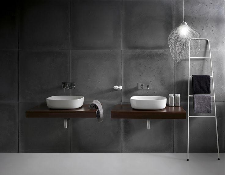 Total look per la sala da bagno, collezione Dream by Galassia