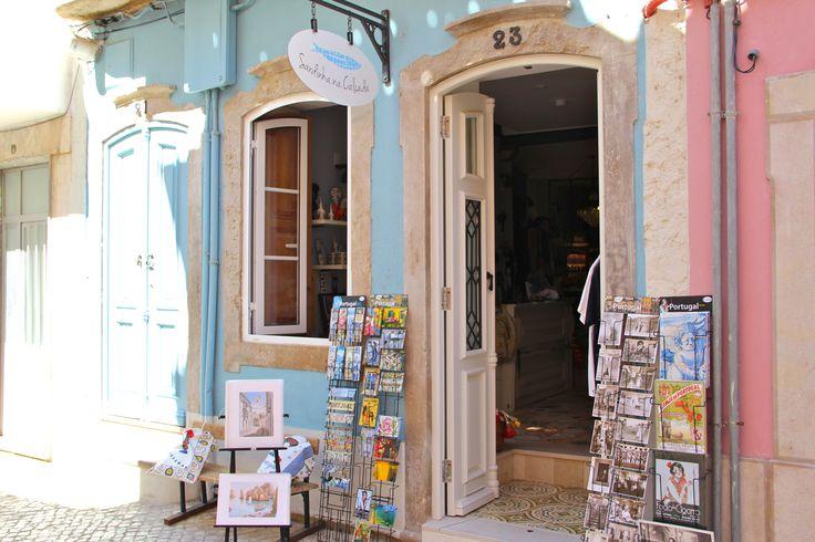 "Shop ""Sardinhas na Calçada"" - unusual gifts, Faro, Portugal"