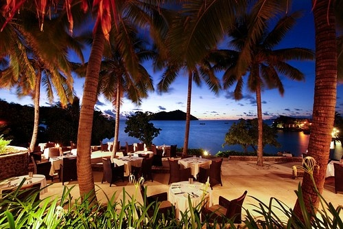 Likuliku Lagoon Resort, Malolo Island, Mamanucas, Fiji ©Douglas Peeples