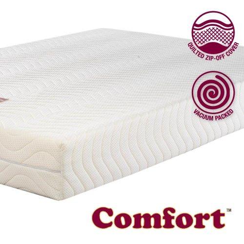 Icon Designs Concept Memory Sleep Comfort Soft PU Reflex Foam Mattress ideal for Children Teenager
