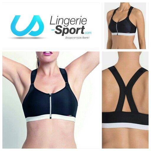 9c4fefefa4475 Soutien-gorge sport Triaction by Triumph Extrême N. Idéal pour les  sportives à la recherche du maintien parfait  lingeriesport  triaction   fitness …