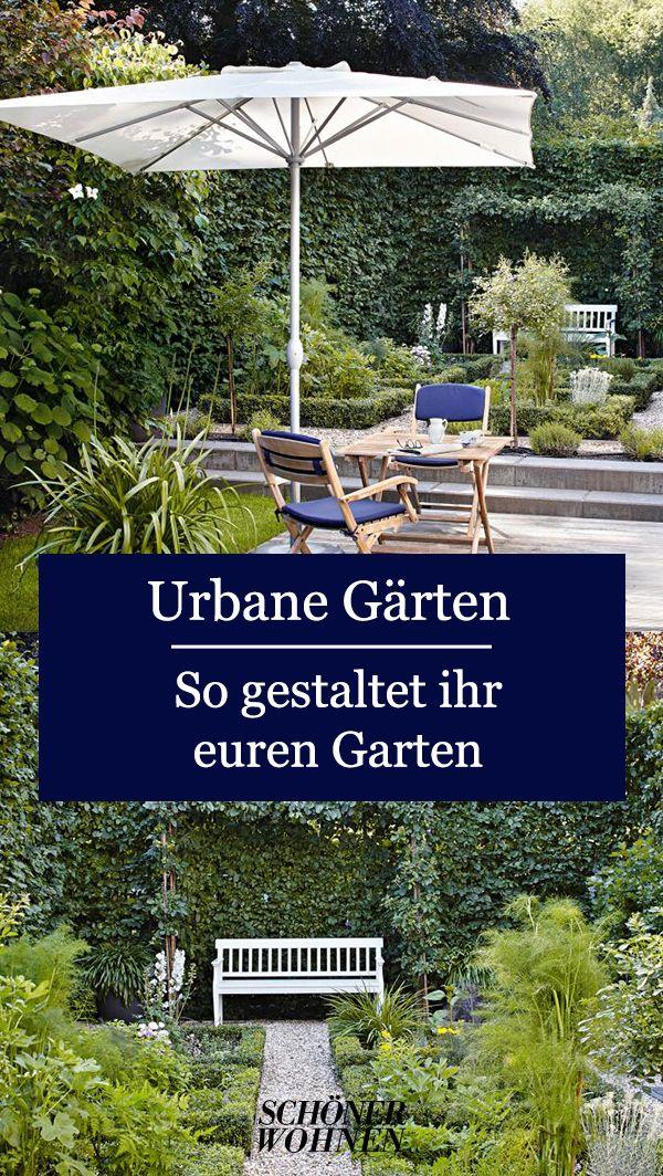 Kleine Garten Gestalten Gartenplanung Auf Wenig Raum In 2020 Garten Garten Gestalten Gartenplanung