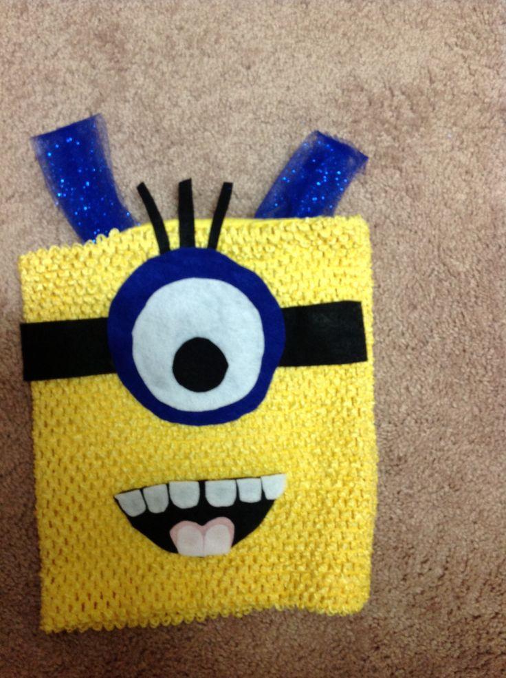 25 best ideas about girl minion costume on pinterest